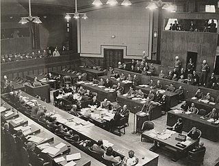 International Military Tribunal for the Far East Post-World War II war crimes trials