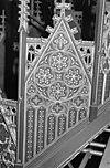interieur, preekstoel, detail - meerssen - 20275108 - rce