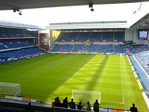 Ibrox Stadium - Image: Ibrox Inside