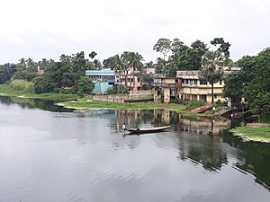 Bangaon - Ichamati River at Bangaon