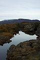 Iceland - Thingvellir 35 - plate boundary fault line (6571227737).jpg