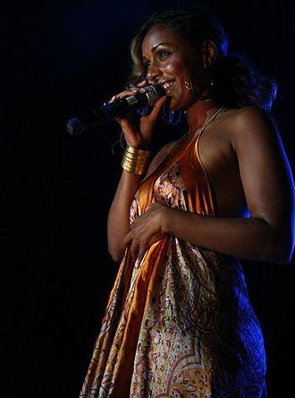 Ida Corr - Ida Corr performing in Bucharest, Romania in 2008