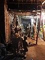 Idol making at Kumortuli, Kolkata3.jpg