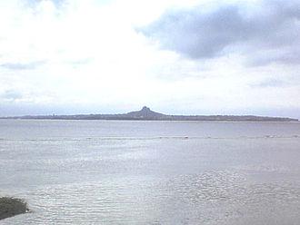 Iejima - Image: Ie island