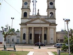 Paso de los Libres - San José Church, Paso de los Libres