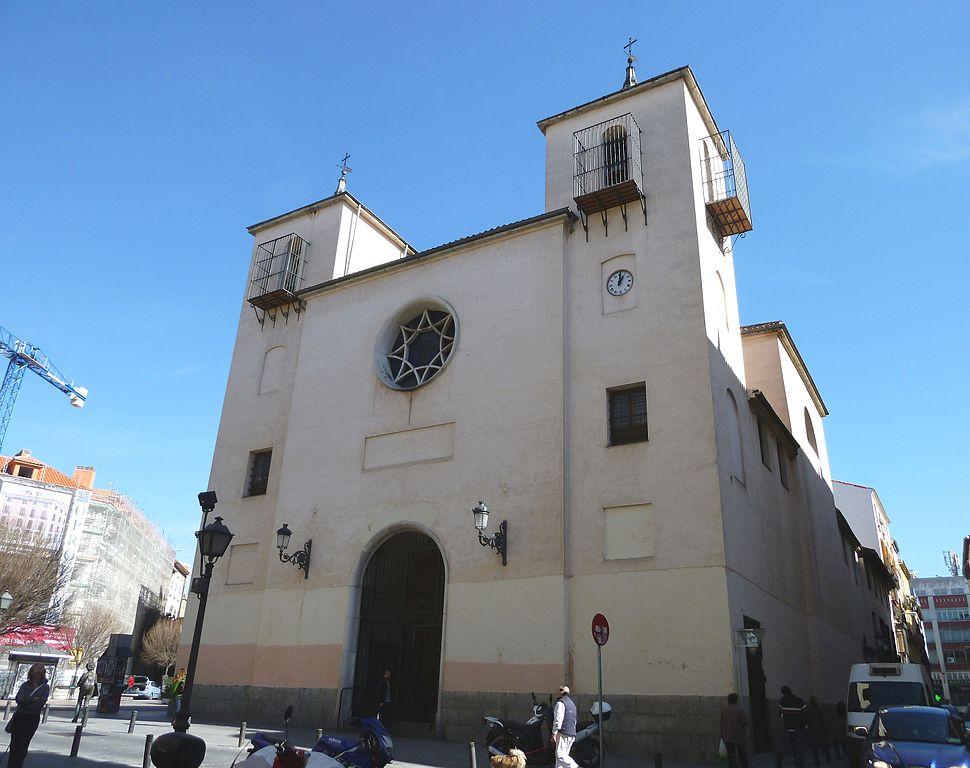 Iglesia de San Ildefonso (Madrid) 01