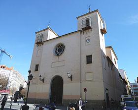 [Juego] Adivina el personaje histórico - Página 8 280px-Iglesia_de_San_Ildefonso_(Madrid)_01