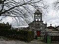 Igrexa e cemiterio de Saa, Dozón.JPG