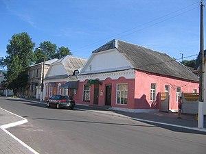 Chervyen - Image: Ihumien. Ігумен (07.2007)