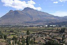 Geography of Ecuador - Wikipedia