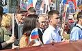 Immortal Regiment in Moscow (2019-05-09) 05.jpg