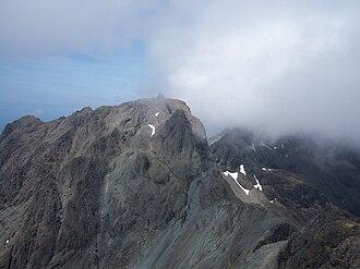 Sgùrr Dearg - Sgùrr Dearg and the Inaccessible Pinnacle
