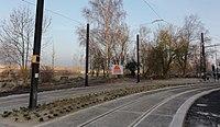 Inauguration de la branche vers Vieux-Condé de la ligne B du tramway de Valenciennes le 13 décembre 2013 (033).JPG