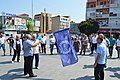Independent Police Syndicate of Macedonia Strumica Protest.jpg