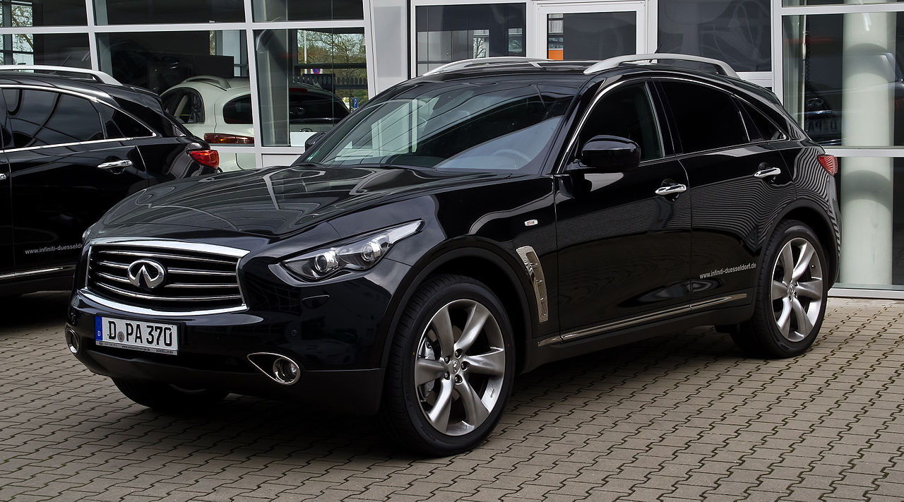 file infiniti fx50 s s51 facelift frontansicht 28 april 2012 d wikimedia. Black Bedroom Furniture Sets. Home Design Ideas