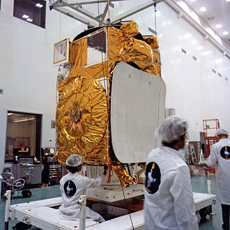 Indian Space Research Organisation - INSAT-1B