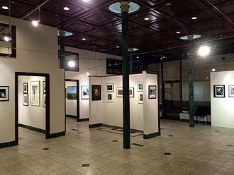 Albany Center Gallery - Inside Albany Center Gallery