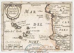 Africa Map Cape Verde.Cape Verde Wikipedia