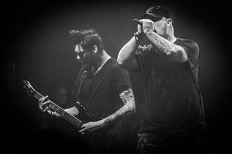 Heavy hardcore - Early metalcore band Integrity