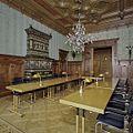 Interieur studiezaal, gebouwd tussen huis en koetshuis - Amsterdam - 20408968 - RCE.jpg