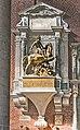 Interior of Santi Giovanni e Paolo (Venice) - Monument to Orazio Baglioni.jpg