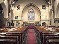 Interior of St Columbas Church of Ireland, Omagh - geograph.org.uk - 358007.jpg
