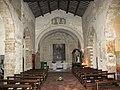 Interno Chiesa di S.Antonio con sepolcro di Celestino V - panoramio.jpg