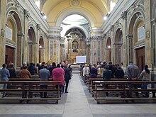 Chiesa di san giuseppe maggiore dei falegnami wikipedia for Arredi interni san giuseppe vesuviano