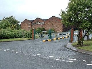 Glenflagler distillery whisky distillery in North Lanarkshire, Scotland, UK