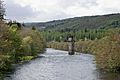 Invergarry and Fort Augustus Railway bridge over the River Oich 2009.jpg