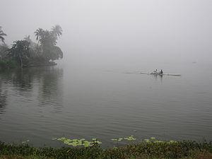 Inya Lake - Image: Inya Lake 19 Nov 2009