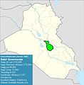 Iraqi parliamentary election, 2010 result-Babil.jpg