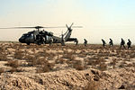 Iraqi police, Wolfhounds air assault into Hussaniyah DVIDS150105.jpg