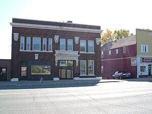 Gilbert, Minnesota - Gilbert Village Hall