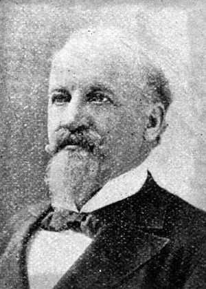 Black Day of the Indiana General Assembly - Governor of Indiana Isaac P. Gray