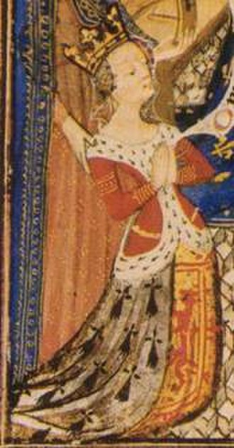 Isabella of Scotland, Duchess of Brittany - Image: Isabella of Scotland