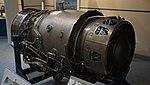 Ishikawajima-Harima XF3-30 turbofan engine left rear view at Kakamigahara Aerospace Science Museum November 2, 2014.jpg
