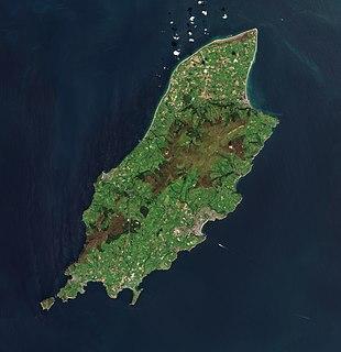 Isle of Man self-governing British Crown dependency