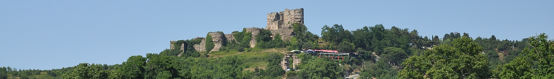 Yoros Castle, which has been proudly watching the mouth of the Black Sea over the Bosphorus since the 13th century