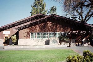 Asti, California - Image: Italian Swiss Colony