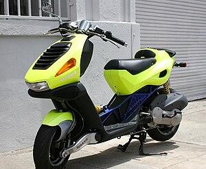 Italjet - Italjet Dragster 180