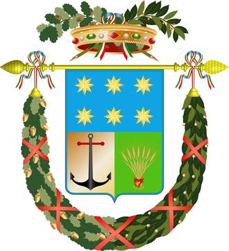 Province of Crotone - Image: Italy.Province.Croto ne.COA