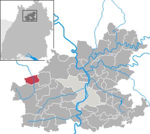 Ittlingen - Image: Ittlingen in HN