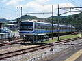 IzuHakone Railway 7000 series 1st unit at Shuzenji Station 20110625.jpg