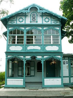 Jūrmala - Wooden architecture in Jūrmala