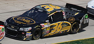 Tommy Baldwin Racing - The team's No. 36 car in 2013