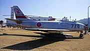 JASDF F-86F(82-7778) right side view at Komaki Air Base February 23, 2014.jpg