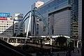 JR Tachikawa station north exit.jpg