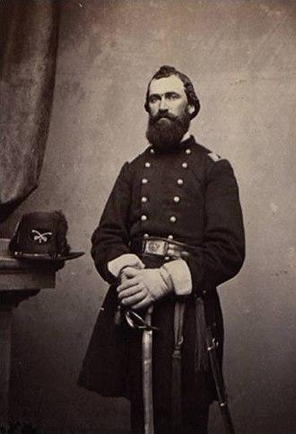 Jacob C. Higgins - Colonel Jacob C. Higgins