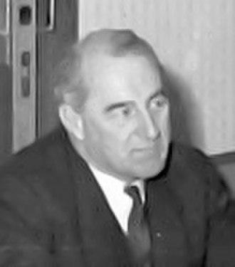 Jack Marshall - Marshall in December 1961